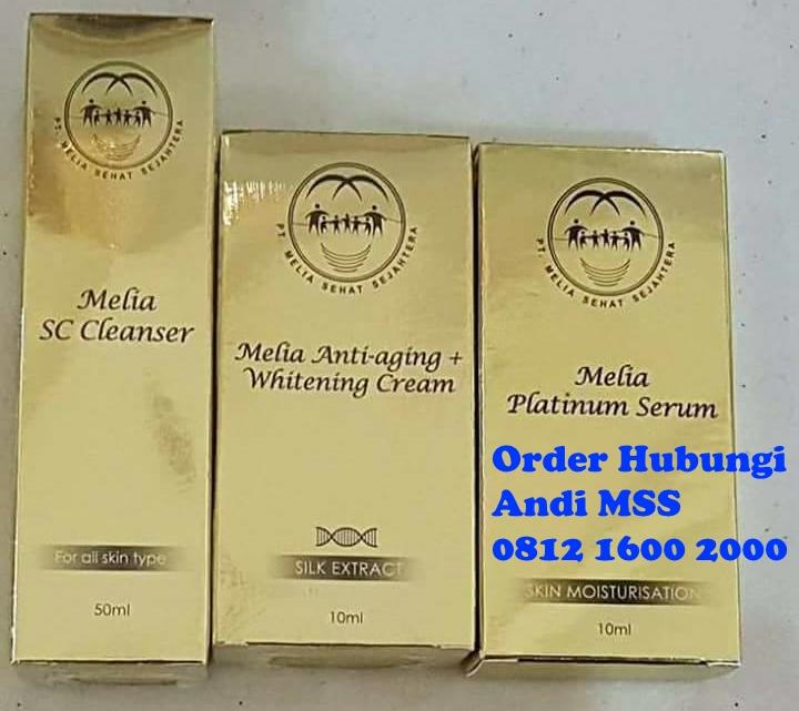 melia skin care