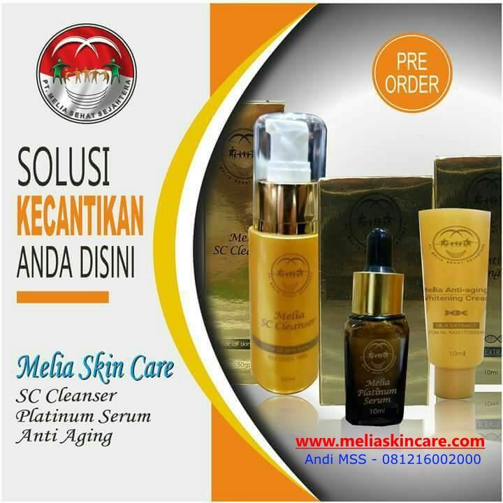 pre order melia skin care