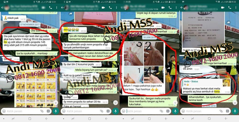 Klik Gambar Untuk Memperbesar Testimoni Melia Propolis